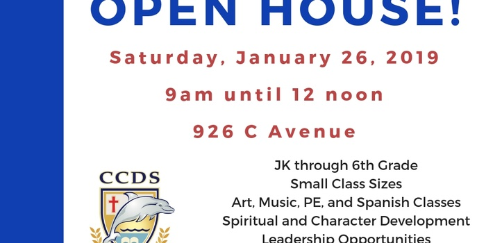 Open House for Prospective Students and Families