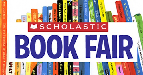 Scholastic Book Fair ALL WEEK!