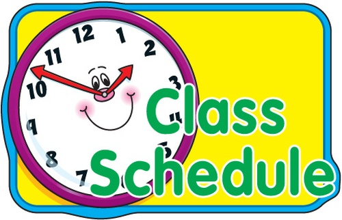 FULL DAY (EXCEPT WEDNESDAY) GRADE 1-6, 12:30 P.M. DISMISSAL FOR JK & SK ALL WEEK