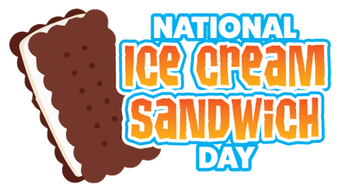 National Ice Cream Sandwich Day!