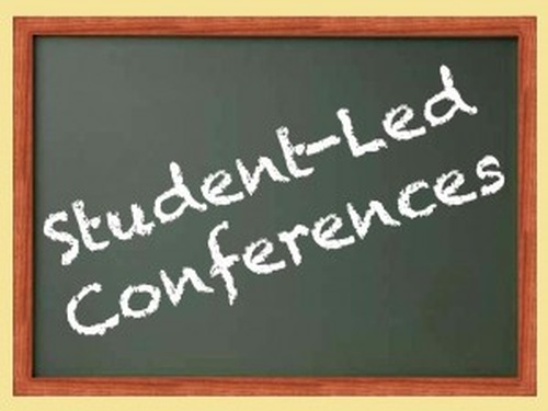 Student Led Conferences for grades 4th-6th