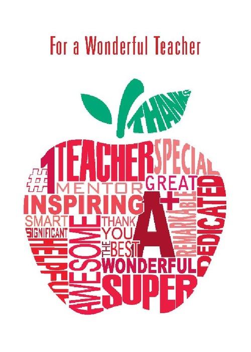 Teacher Appreciation Week Ccds